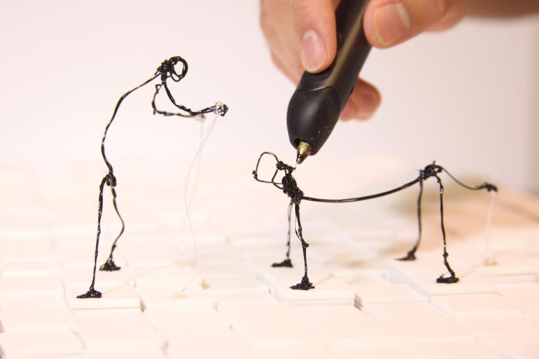AnimaStage - 3Doodler