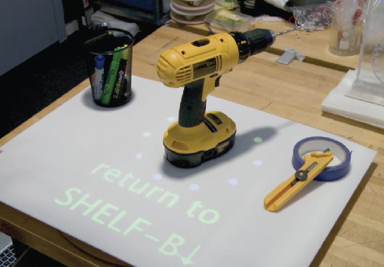 Object Detection for Smart Workspace
