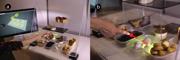 Bakery shop application scenario.