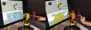 Sensing Inside an Electric Drill